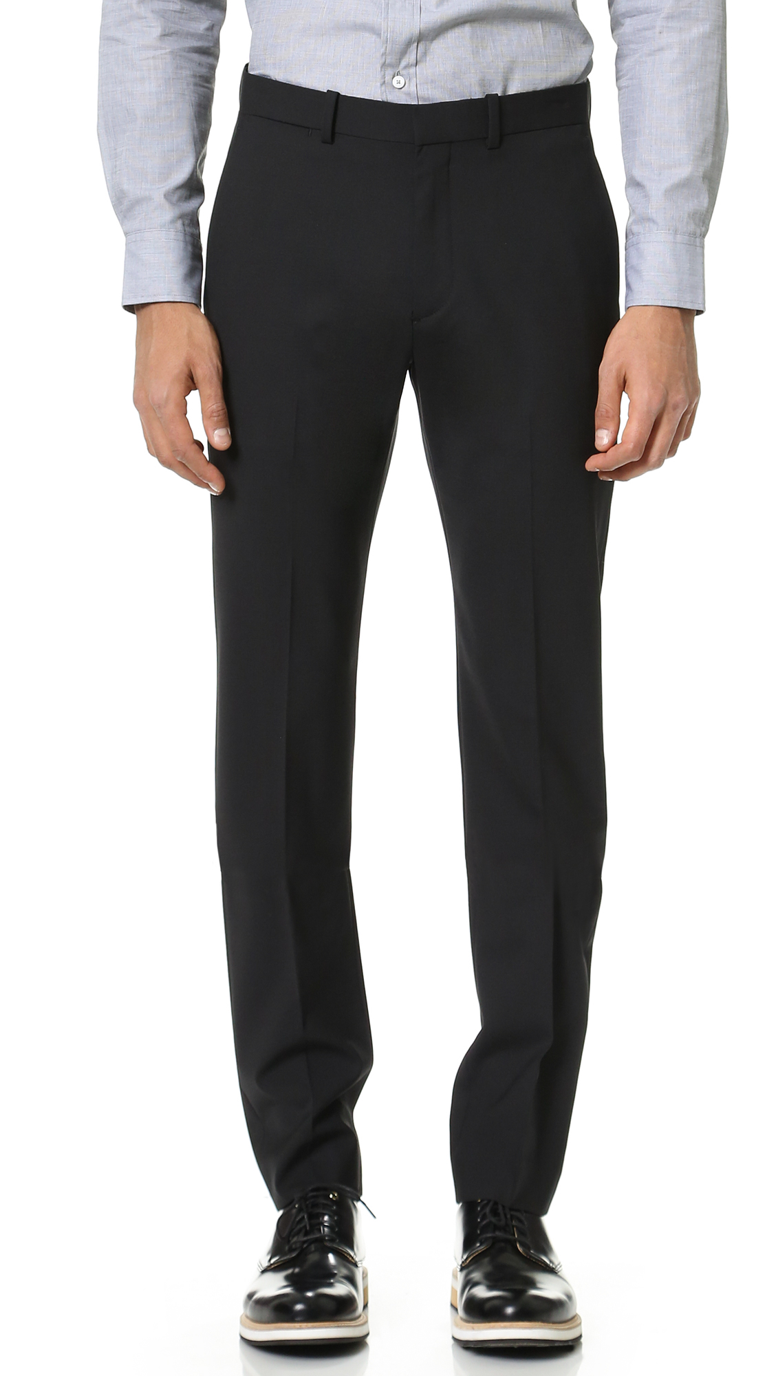 Theory Jake Suit Trousers In Black