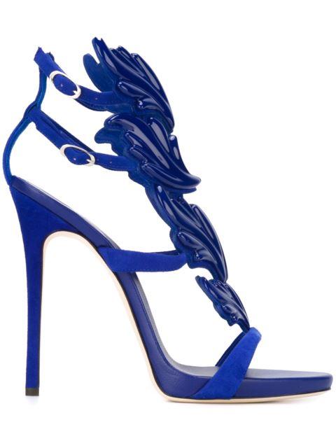 Giuseppe Zanotti 'cruel' Sandals In Blue