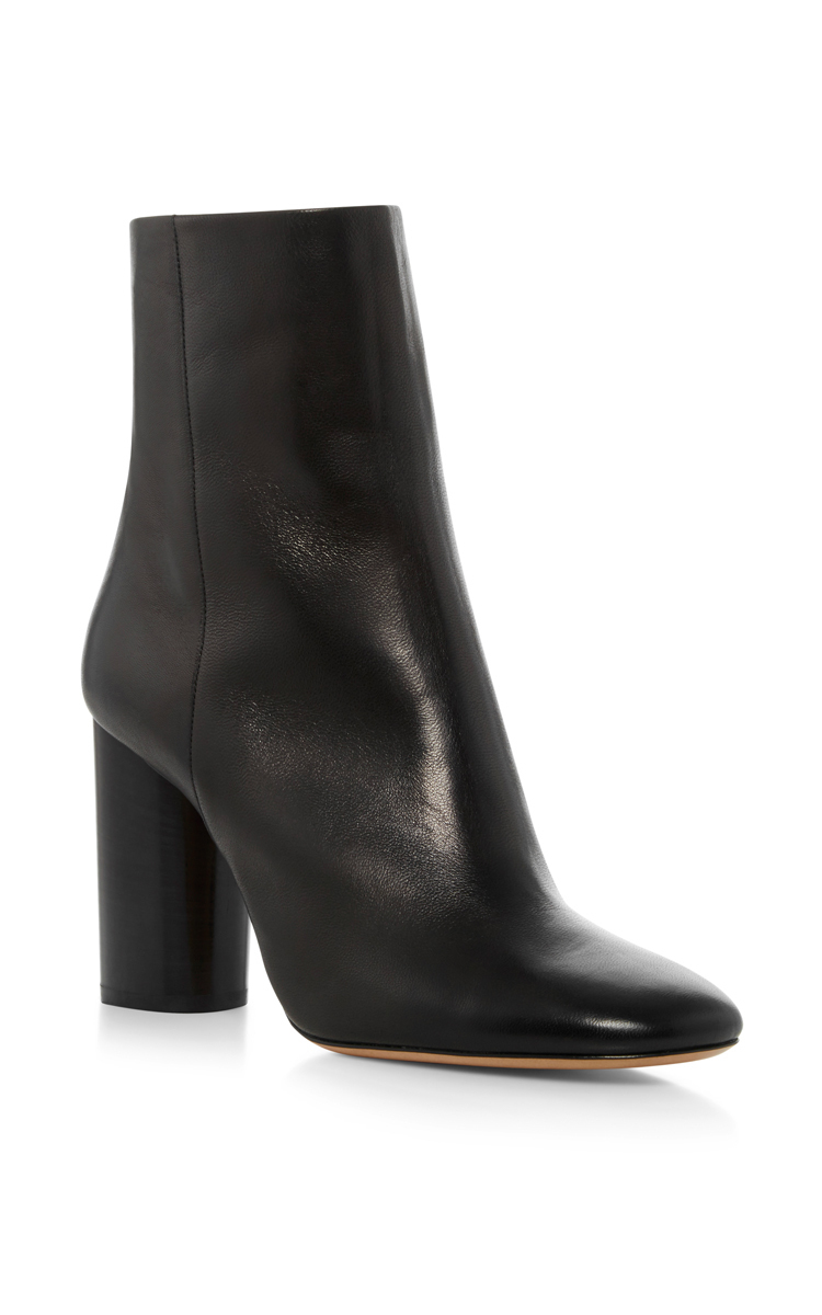Isabel Marant Étoile 'drew' Ankle Boots In Black