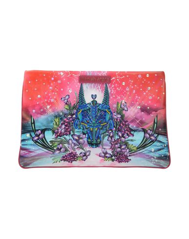 Manish Arora Handbag In Coral