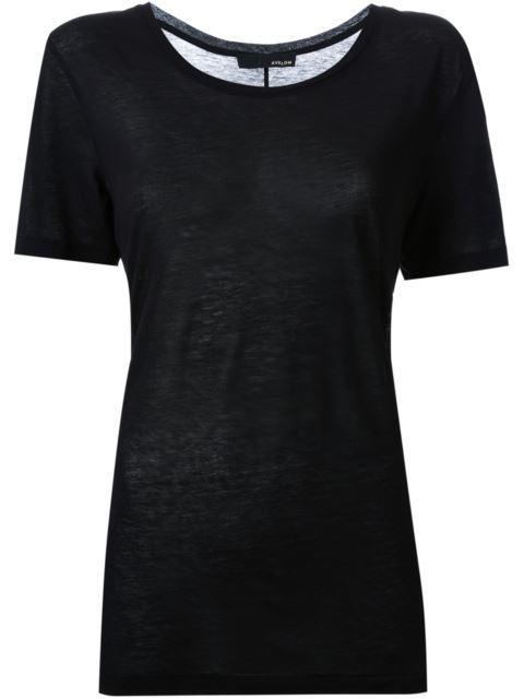 Avelon 'lithe' T In Black