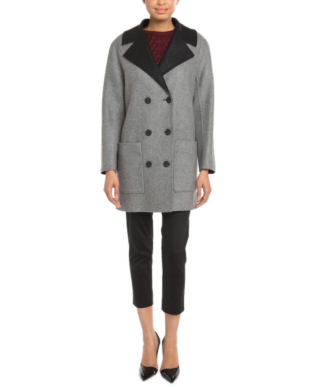 Balenciaga Grey & Black Reversible Double