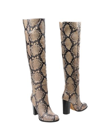 db894151e963 Sam Edelman Rylan Snake-Effect Leather Over-The-Knee Boots In Natural
