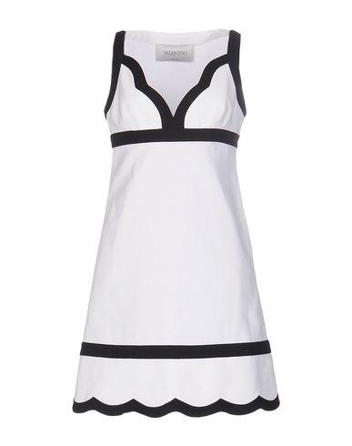 Valentino Short Dress In White