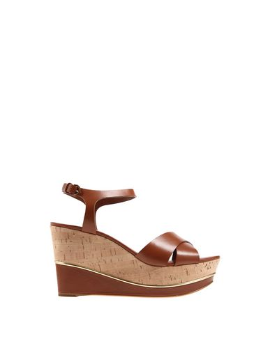 Casadei Sandals In Tan