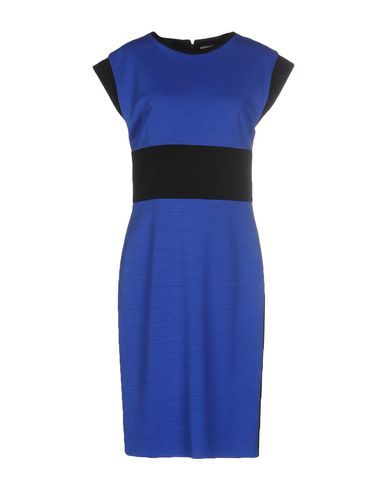 Fausto Puglisi Knee-length Dress In Blue