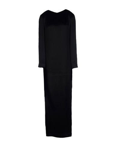 The Row Amrol Duchesse-satin Gown In Black