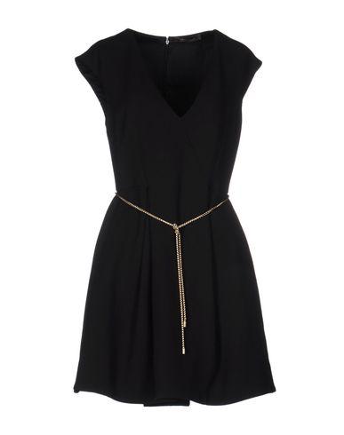 Roberto Cavalli Short Dresses In Black