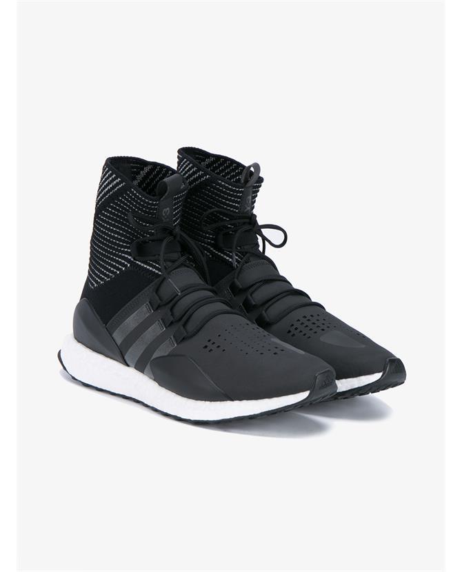 fa6f5c3bb Y-3 Men S Approach Reflect Sock Sneakers In Black