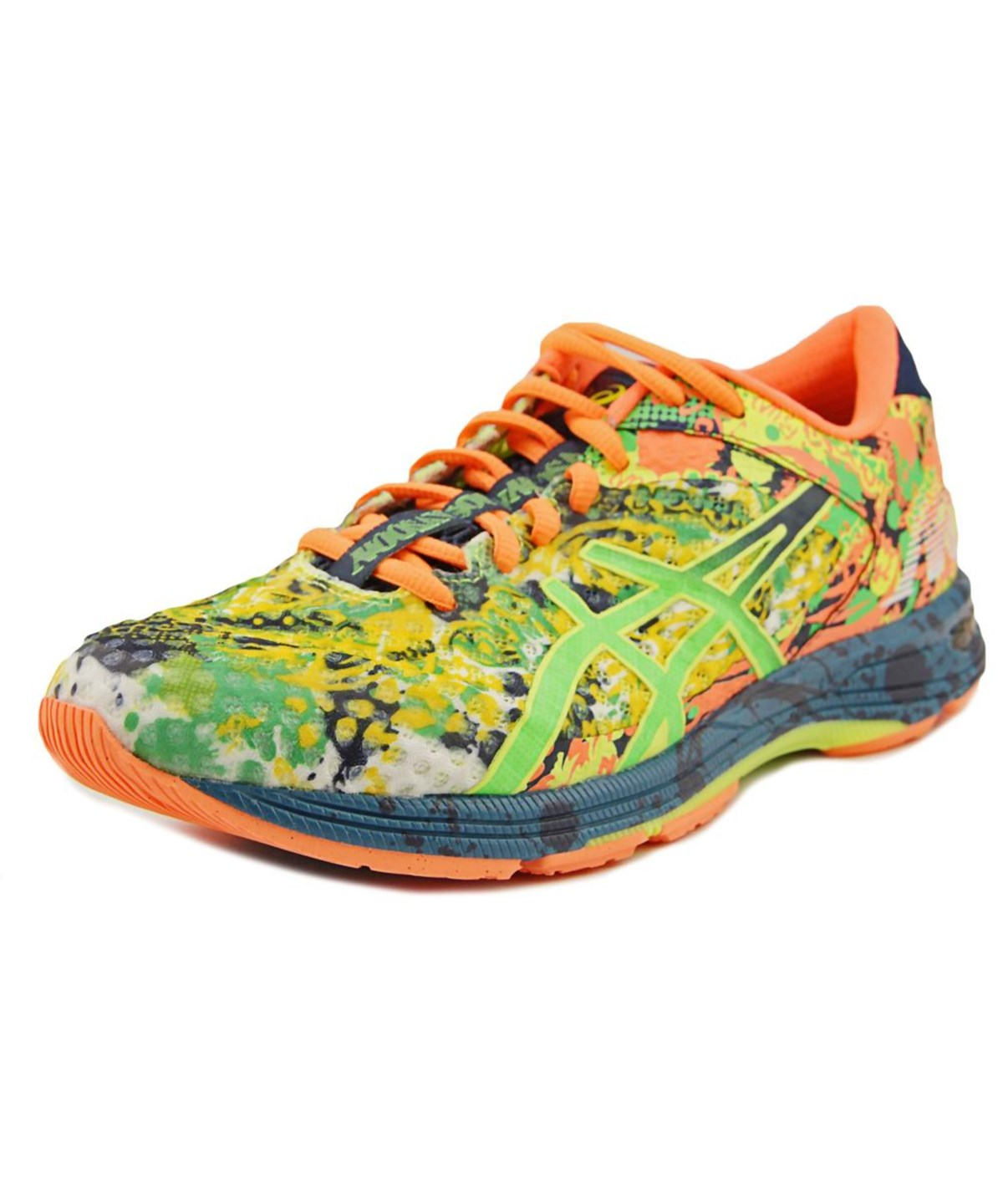 Asics Gel-noosa Tri 11 Gs Men  Round Toe Synthetic Multi Color Running Shoe In Multiple Colors