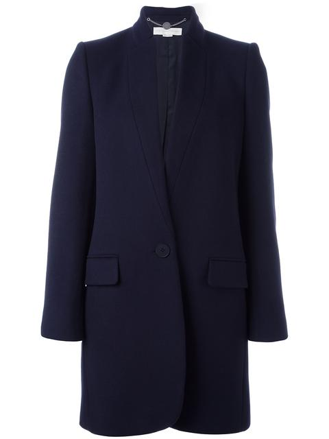 Stella Mccartney Bryce Wool Melton Coat