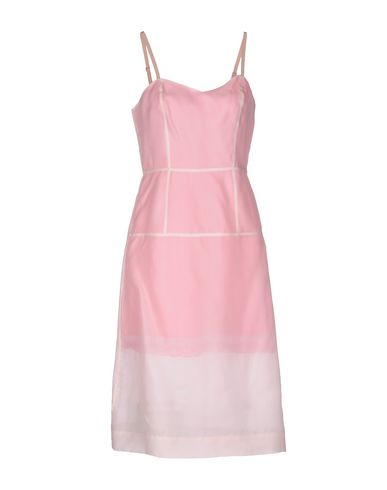 Marc By Marc Jacobs Knee-length Dresses In Pink