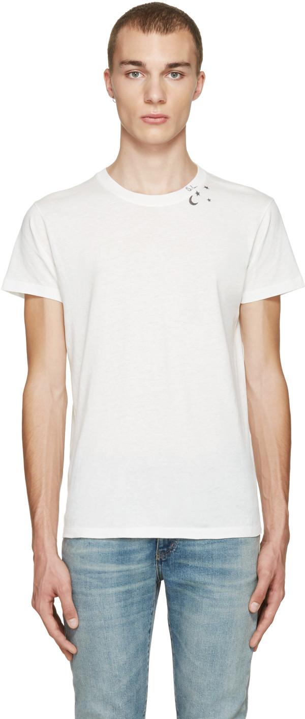 79d72deccf Off-White Constellation T-Shirt