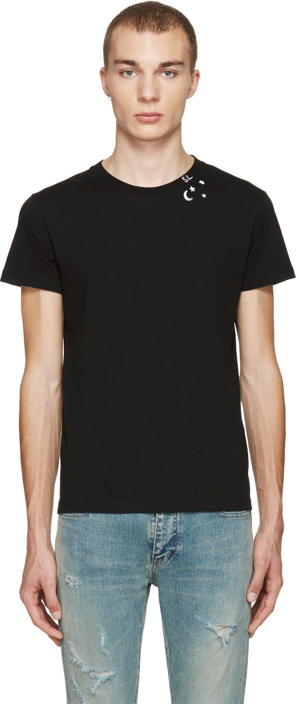 9deeea63f4 Black Constellation T-Shirt
