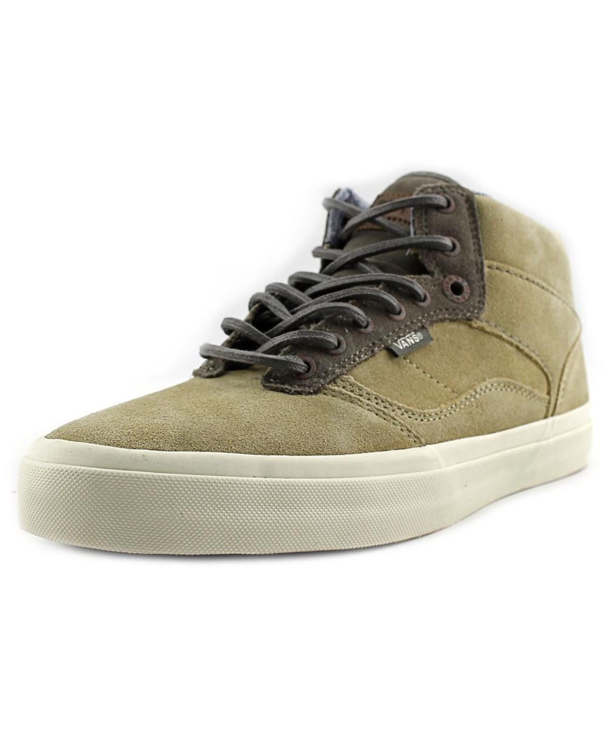 Vans Bedford   Round Toe Canvas  Sneakers In Khaki