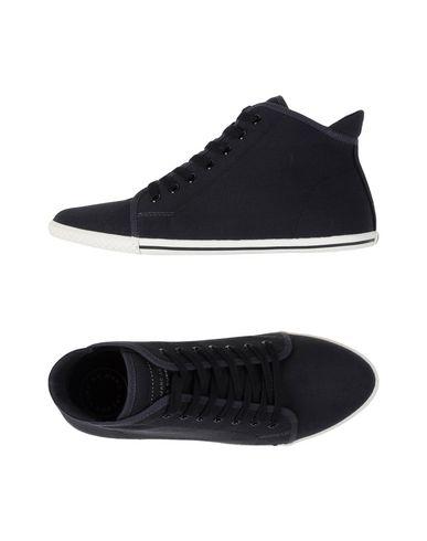 Marc By Marc Jacobs Black Canvas Slim Kicks Sneakers