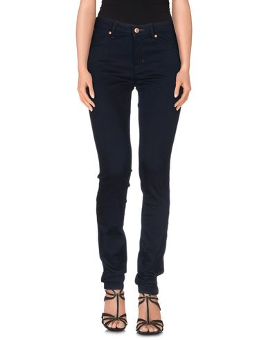 Marc By Marc Jacobs Denim Trousers In Dark Blue
