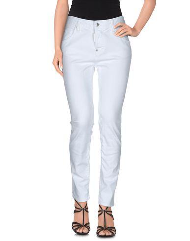 Dsquared2 Denim Pants In White