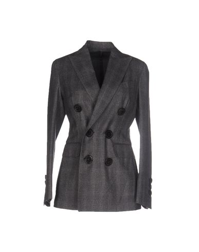 Dsquared2 Blazer In Steel Grey