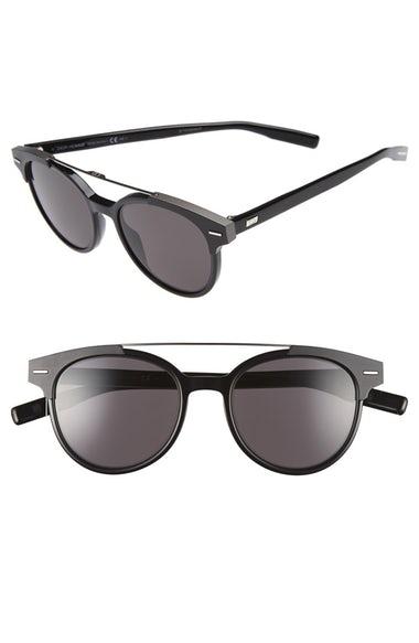 Dior Homme Dior 'black Tie' 51mm Sunglasses