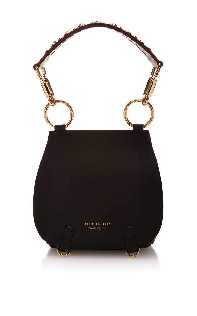 Burberry Bridle Grainy Leather Shoulder Bag 70d79ae9f7361