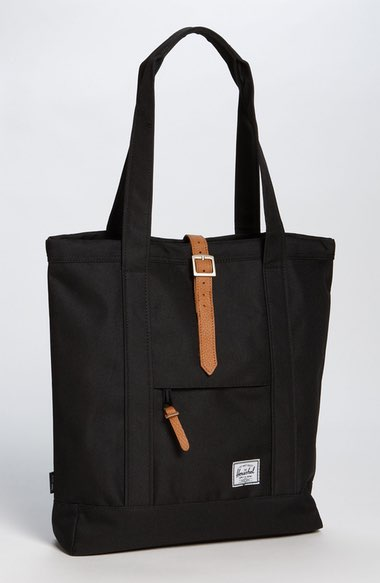 Herschel Supply Co. 'Market' Tote - Black