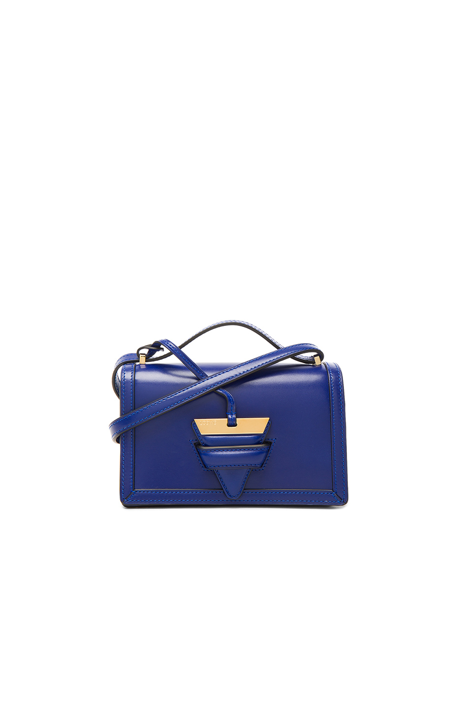 Loewe Barcelona Shoulder Bag - Blue