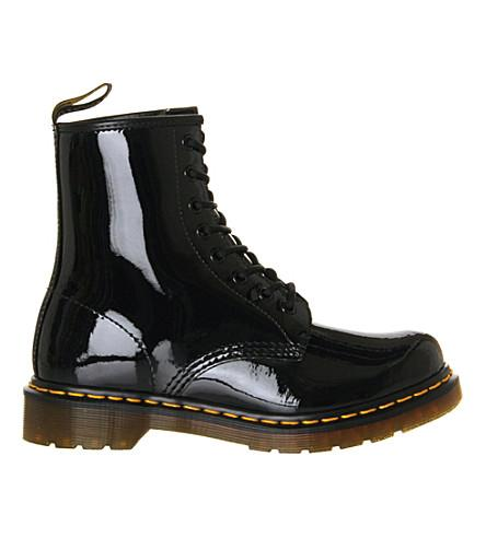 88223c740c59 Dr. Martens Modern Classics 1460 Patent 8-Eye Boots - Black | ModeSens