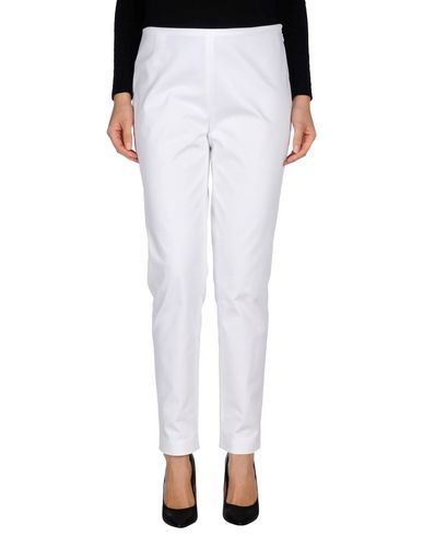 Jil Sander Casual Pants In White