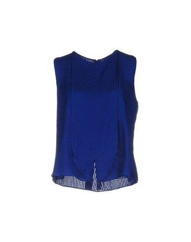 Emporio Armani Top In Bright Blue