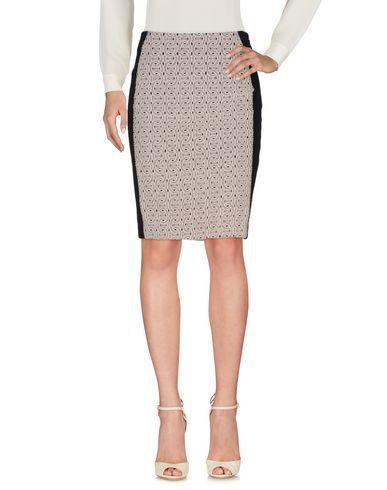 Diane Von Furstenberg Knee Length Skirt In Beige