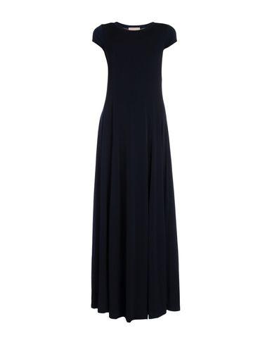 Michael Michael Kors Long Dress In Black
