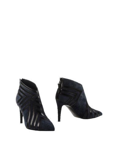 Pierre Hardy Ankle Boot In Dark Blue