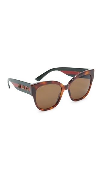 324913913e4 Gucci Special Edition Oversized Square Sunglasses