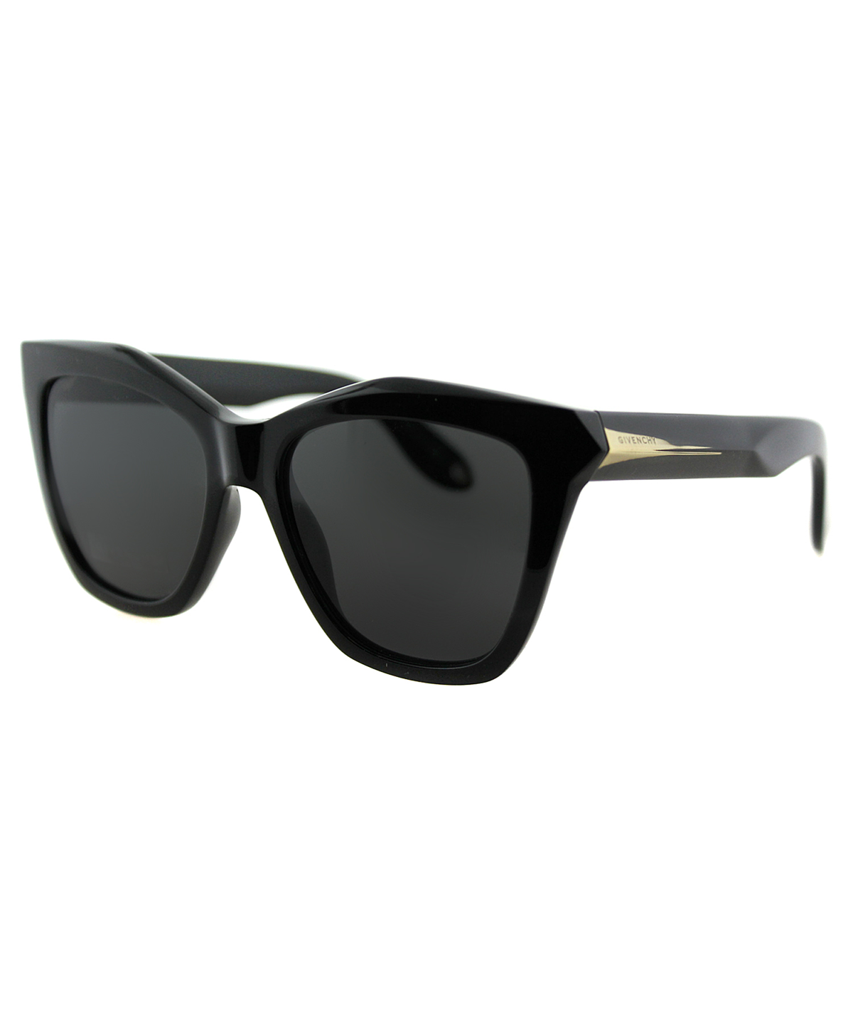 Givenchy Cat-eye Plastic Sunglasses In Black