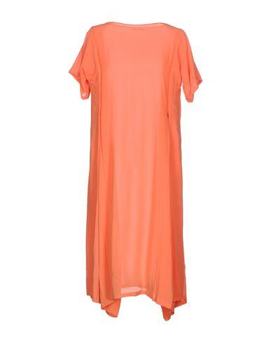 Jil Sander Knee-length Dress In Orange