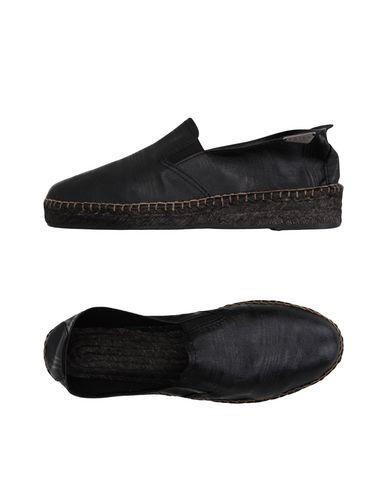Prism Calf Hair Espadrilles In These Black Calf Hair Espadrilles Have A Round Toe