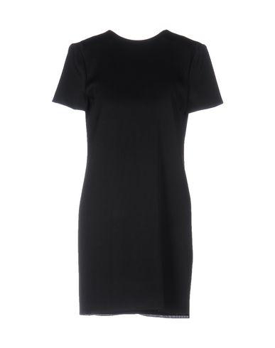 Victoria Beckham Short Dress In Black