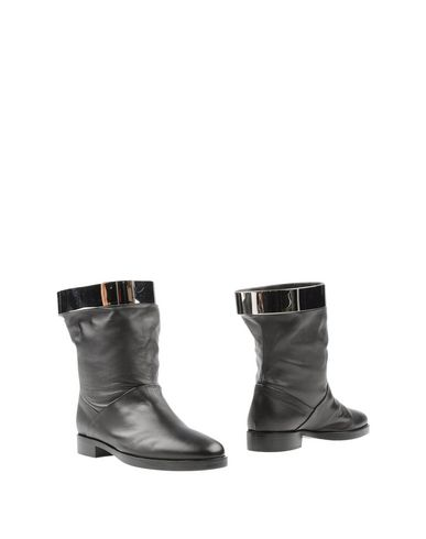 Pierre Hardy Ankle Boot In Black