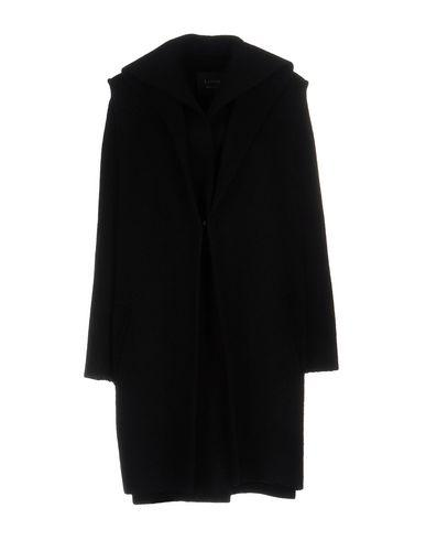 Lanvin Coats In Black