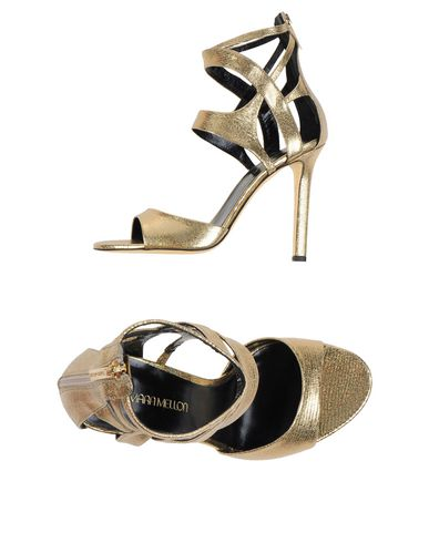 Tamara Mellon Sandals In Gold