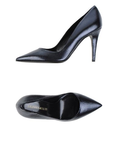 Tamara Mellon Pump In Dark Blue