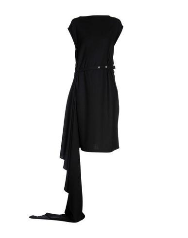 Ann Demeulemeester Knee-length Dresses In Black