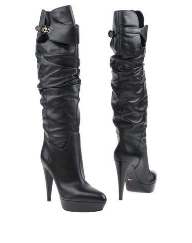 Sergio Rossi Boots In Black
