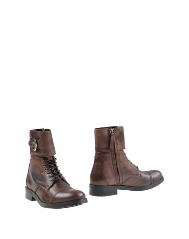 Diesel Ankle Boot In Dark Brown