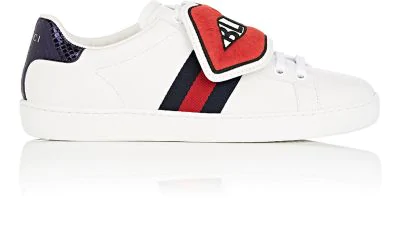 33125ad0319 Gucci New Ace Blind For Love New Ace Sneakers