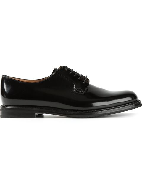 Church's Misty Polishbinder Lace-Ups In Black
