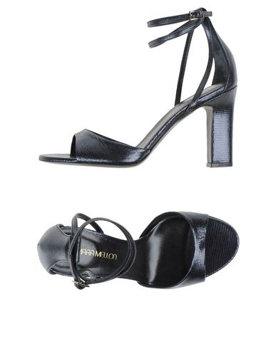 Tamara Mellon Sandals In Dark Blue