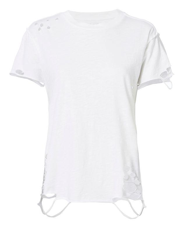 Nsf Anderson T-shirt In White