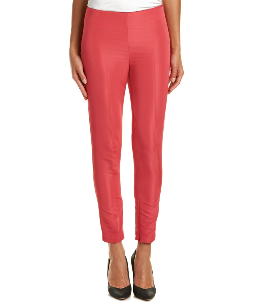 Red Valentino Pant In Pink